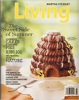 Martha Stewart Living Magazine June 2008 Issue