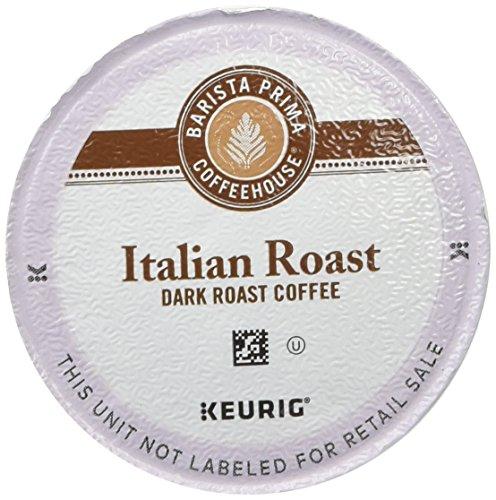 Keurig Barista Coffeehouse Italian Coffee