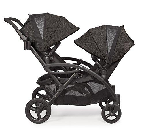 Contours Options Elite Tandem Double Stroller, Carbon by Contours (Image #6)
