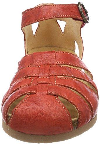 Rojo Sandalia Mujer para 76 Shik Think 282595 Kombi Pulsera Chilli con Txw0nOEq
