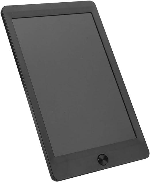 LCD 書き込みタブレット 8.5インチ LCDパネル デジタル LCDライティングボード ワンクリック消去 先生 子供 医者などに適する 子供用落書きツール 液晶描画タブレット(ブラック)
