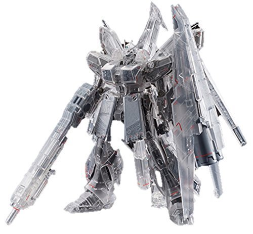 Bandai MG Hi-Nu HWS Ver. Ka Mechanical Clear Event Exclusive (Mg Hi Nu)