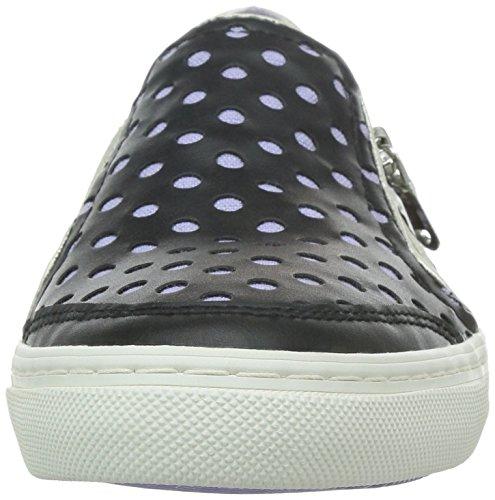 Calzado deportivo para mujer, color Negro , marca GEOX, modelo Calzado Deportivo Para Mujer GEOX D NEW CLUB A Negro