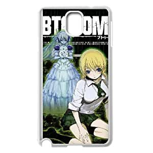 BTOOOM Samsung Galaxy Note 3 Cell Phone Case White as a gift B2400874
