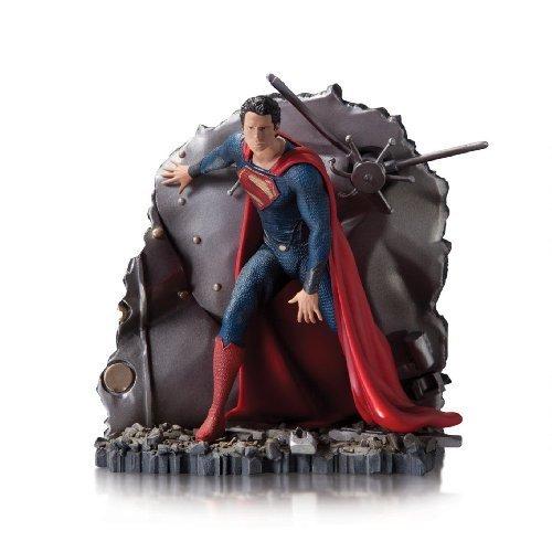 Man of Steel Superman Statue 1:12 Scale