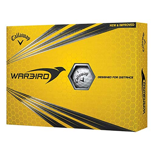 (Callaway Golf 2017 Warbird Personalized Golf Balls)