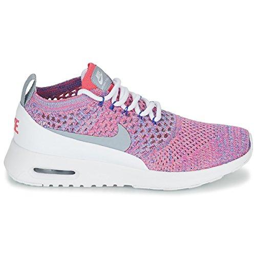 Max pink Blau Da Ginnastica Scarpe Donna Flyknit Thea Nike Ultra wei Air vxYqO5