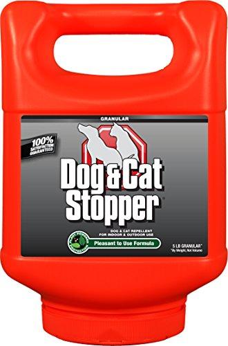 Messina Wildlife Dog & Cat Stopper Pest Repellant Shaker Canister, 5 lb