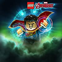 Lego Marvel Avengers: Different Doctor Strange - PS4 [Digital Code]