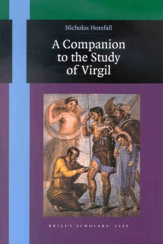 A Companion to the Study of Virgil (Brill's Scholars' List)