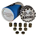 Pinewood Derby Weights - 3.5 Ounces Tungsten Weights Variable Sizes Perfect for Fast Derby Cars