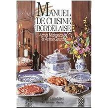 Manuel de cuisine bordelaise