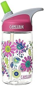 CamelBak eddy Kids Bottle, Daisies, .4 L