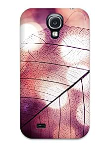 S4 Scratch-proof Protection Case Cover For Galaxy/ Hot Leaf Phone Case