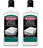 Weiman Granite Cleaner & Polish - 8 oz - 2 pk