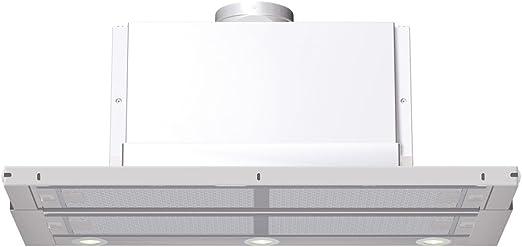 Siemens LI44930 Telescópica o extraplana Acero inoxidable 400m³/h - Campana (400 m³/h, Canalizado/Recirculación, 62 dB, Telescópica o extraplana, Acero inoxidable, 20 W): Amazon.es: Hogar