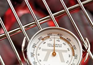 Outset F810 Grill Surface Thermometer Outdoor, Home, Garden, Supply, Maintenance