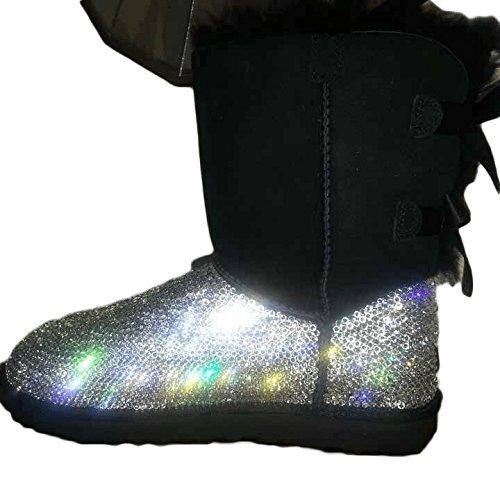 Prima DND Half Crystal Custom Boots