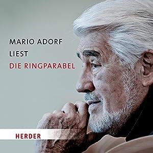 Mario Adorf liest die Ringparabel Hörbuch