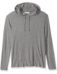 Men's Pullover Tri-Blend Hoodie