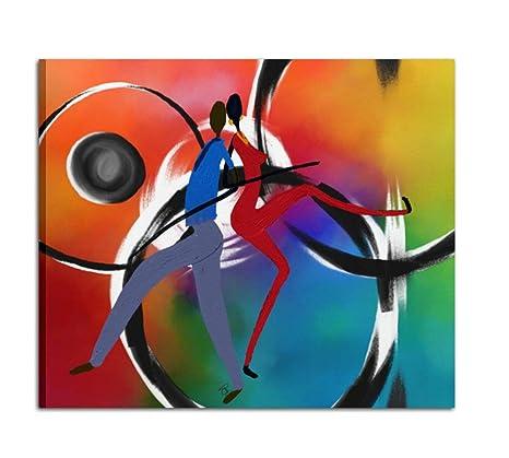 Los Colores del Caribe Sartén Parrilla Cuadros Modernos ...