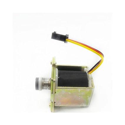 ZD131-C 3 V universal Gas Calentador de agua válvula de solenoide General Gas Calentador