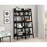 Altra Metal Ladder Bookcase, Set of 2, Black 9482096