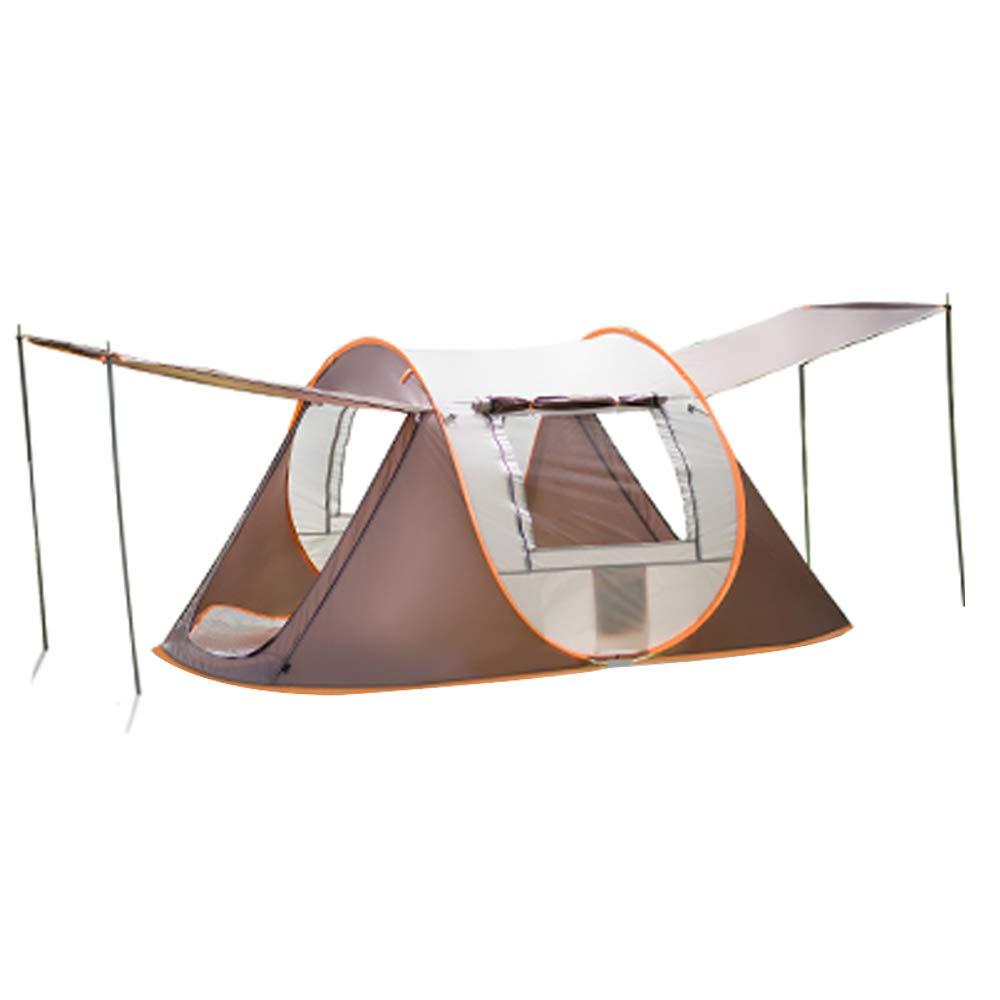 Pop-up-Zelt, Öffnet automatisch Das Zelt schnell, 2-3- 4-7 Personen, Wasserdichtes Familien-Campingzelt, Sport- und Outdoor-Aktivitäten, Regenfeste Camping- und Wanderzelte, ohne Foyer Fyxd