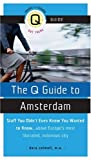 The Q Guide to Amsterdam, Dara Colwell, 1555839800