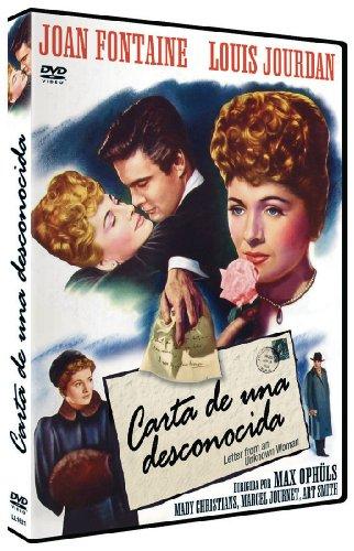 Letter from an Unknown Woman (CARTA DE UNA DESCONOCIDA DVD) - Audio: English, Spanish - Regions 2 (Letter From An Unknown Woman)