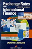 Exchange Rates and International Finance, Copeland, Laurence, 020162429X