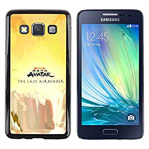 iKiki Tech / Estuche rígido - Last Airbender - Samsung Galaxy A3