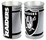 Oakland Raiders 15 Waste Basket - Licensed NFL Football Merchandise