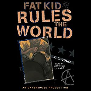 Fat Kid Rules the World Audiobook