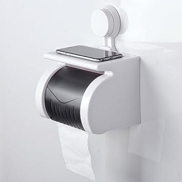 Futuristic Toilet Paper Holder Placement Decoration