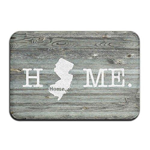 SO&HO New Jersey Home Doormats 13x20 (Soho New Jersey)