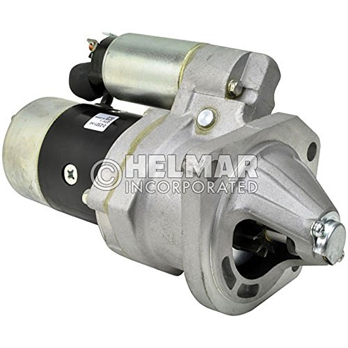 Forklift Starter Heavy Duty 23300-06J04-HD Straight Drive :No Gear Reduction Yes Volt 24 Teeth 11 Engine TD42 Diesel