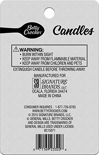 Buy birthday candles 10 BEST VALUE, Top Picks Updated + BONUS