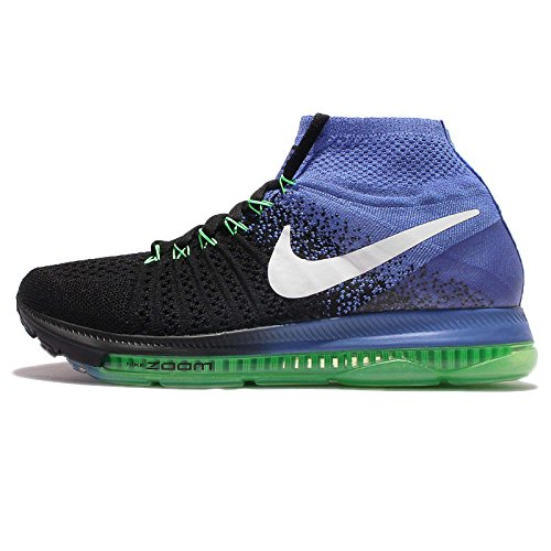 Nike 845361 Nero 014 Out Flyknit All Zoom Womens Running S47SRF