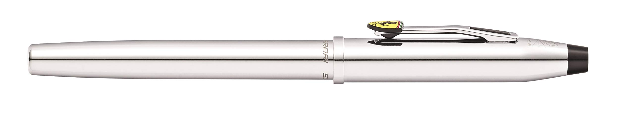 Cross Century II Collection for Scuderia Ferrari - Polished Chrome Rollerball Pen by Cross (Image #4)