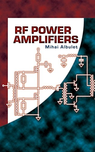 RF Power Amplifiers (Electromagnetics and Radar)