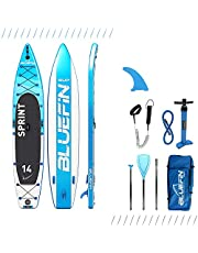 """Bluefin Sprint SUP Touring Package 