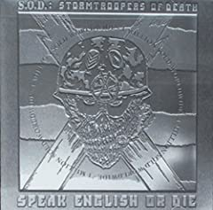 One of the crucial links in the musical chain linking hardcore punk with speed metal, theStormtroopers of Death - known more commonly as S.O.D. - were actually intended to be a one-offnovelty side project, done as a lark during a gap in Anthr...