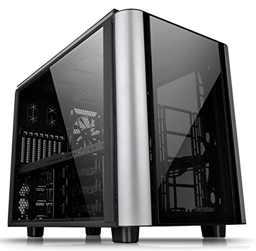 Modular Split Level Deck: Thermaltake Level 20 XT E-ATX Extreme LCS Capable Split