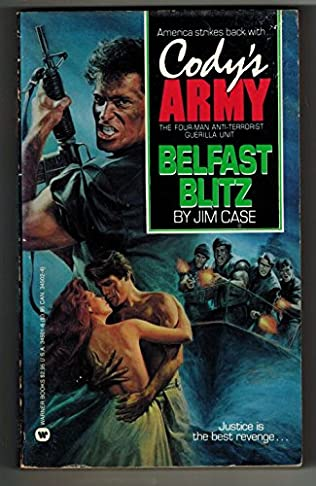 book cover of Belfast Blitz