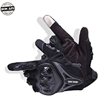 Motorcycle gloves Full finger durable for road racing...