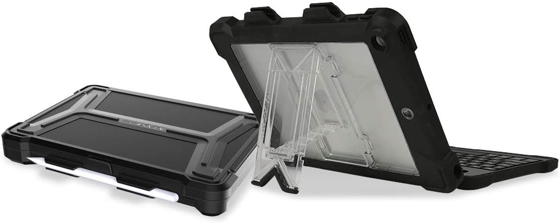 MAXCases Extreme KeyCase w/ Lightning Connector for iPad 5/6 9.7