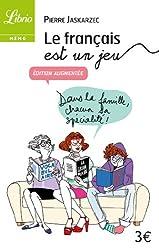 Le français est un jeu