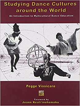 Book Studying Dance Cultures around the World: An Introduction to Multicultural Dance Education