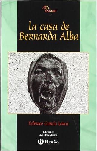 La casa de Bernarda Alba Castellano - Juvenil - Anaquel: Amazon.es ...